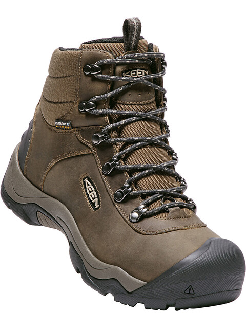 Keen M's Revel III High Shoes Great Wall/Canteen